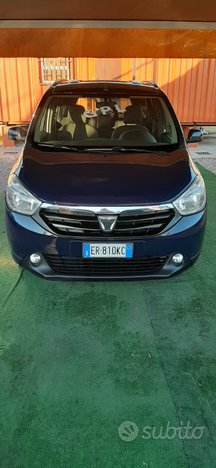 Dacia lodgy gpl
