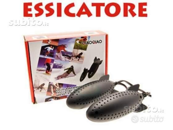 Essiccatore deodorante per scarpe deumidificatore