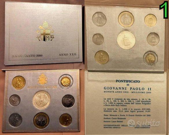 Divisionali e Monete Vaticano