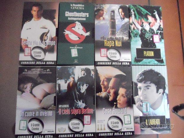 Raccolta VHS