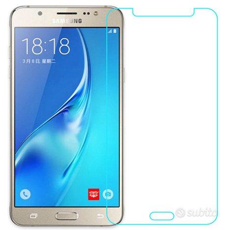 Pellicola in vetro temperato per Samsung J5 2017