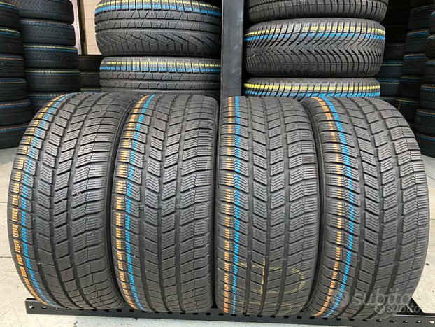 4 Gomme 225/45 R17 - 91H Barum inv. 90% residui