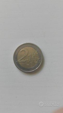 Moneta greca Rarissima 2 euro ANNO 2002