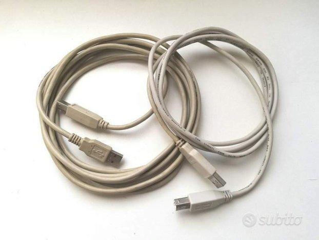 Cavi USB stampante