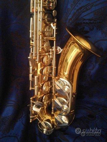 Sax alto B&S Blue Label
