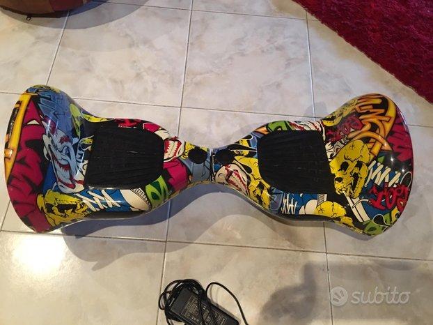 Skate iWatBoard i10. Multicolore. 69x28x29 cm