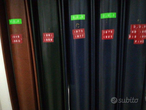 DDR Collezione Completa cat. 10.170 Euro