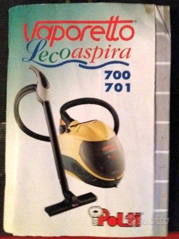 Vaporetto lecoaspira 700/701 polti