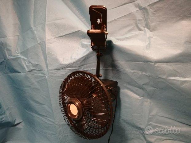 Ventilatore per auto camper camion ecc. 12 v