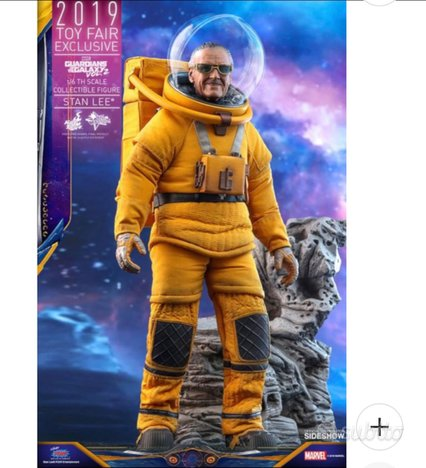 Action figure 1:6 di Stan Lee Hot Toys Nuova