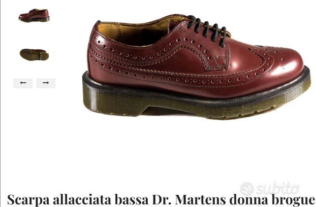 Dr martens come nuove