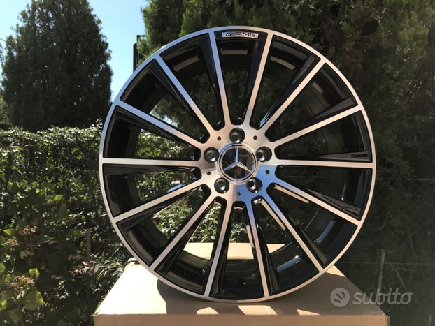 Cerchi mercedes 17 18 19 20 21 22 made in germany
