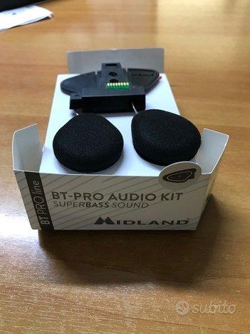 Midland bt pro audio kit (nuovo)