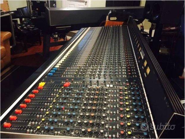 Mixer digitali e apparecchiature audio