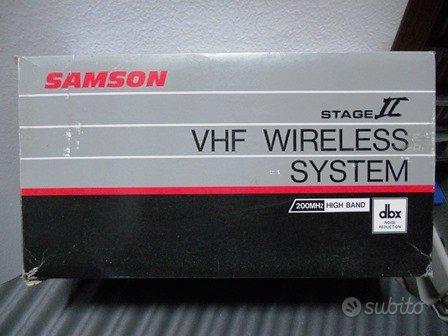 Sistema Wireless per Strumenti