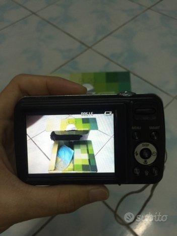 Samsung pl 20 fotocamera digitale compatta