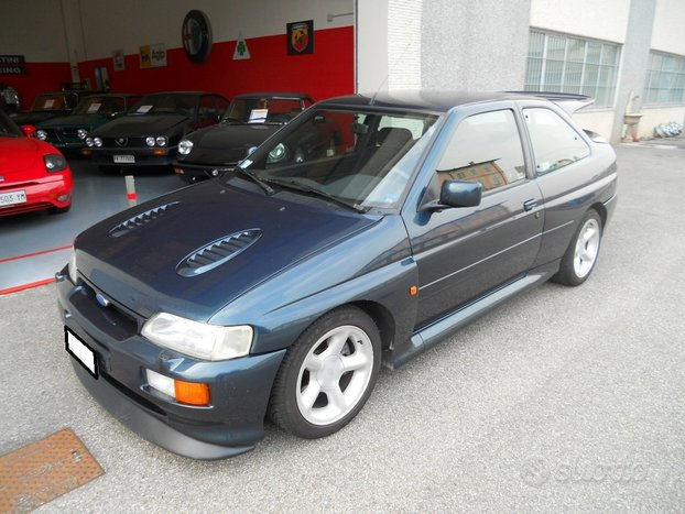 FORD Escort RS Turbo Cosworth 4x4 T35 - 1994