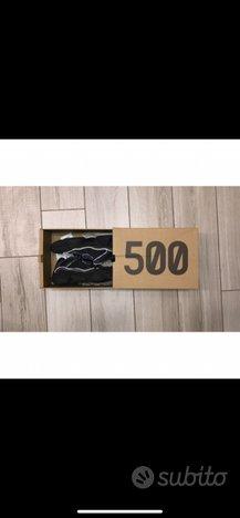 Adidas Yeezy Boost 500 Utility Black US10.5