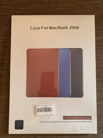 Cover sleeve pelle MacBook 13,3