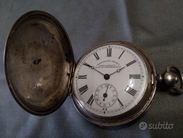 Orologio da tasca collezione Courvoisier Freres