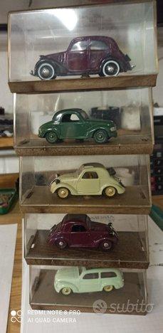 Auto vintage e carri