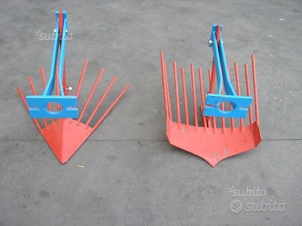 Kit scavapatate per motocoltivatore motozappa
