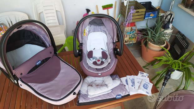 Trio Chicco Scoop+Isofix