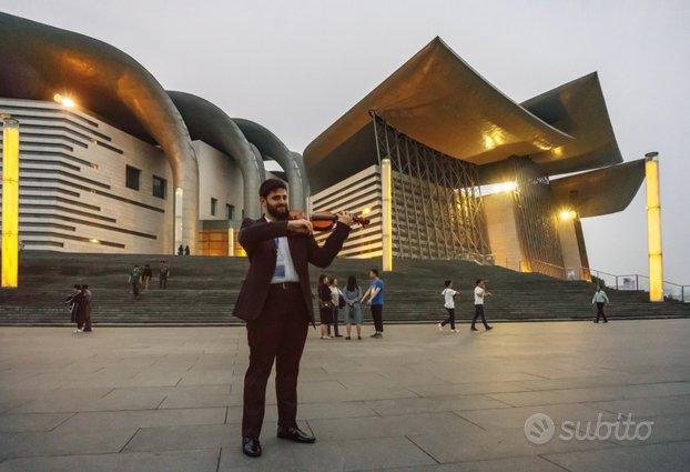 Violinista per Matrimoni ed Eventi