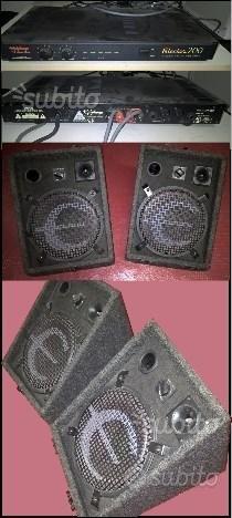 Impianto audio epiphone