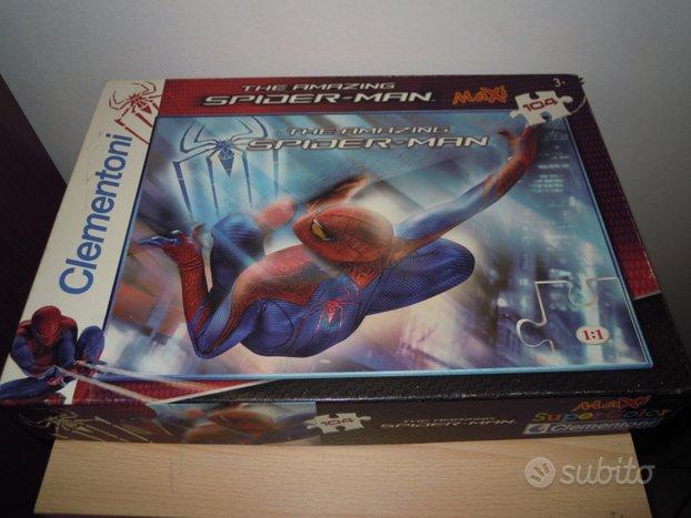Puzzle SPider Man
