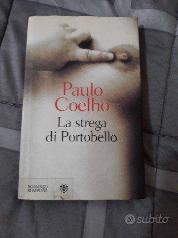La Strega di Portobello libro Paol Coelho
