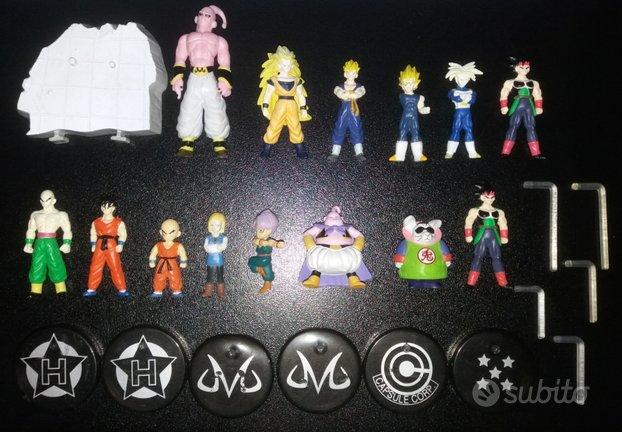 Personaggi Dragonball Z Gashapon e Mega 3D