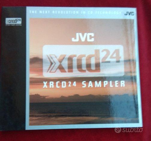Xrcd 24 jvc sampler