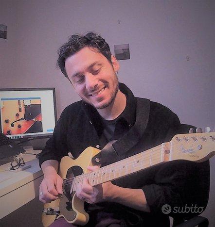 Lezioni chitarra Roma EST/NORD