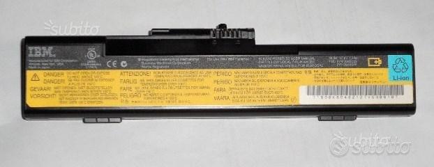 Batteria Thinkpad IBM Lenovo -Li-Ion - P/N 08K8048