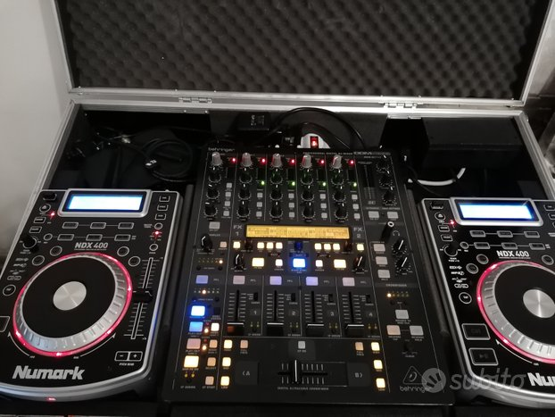 Consolle dj