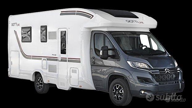 Camper semintegrale giottiline 390