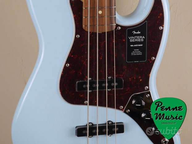 Fender 60 Jazz Bass Vintera Series