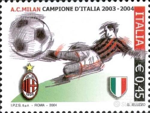Milan scudetto anno 2004