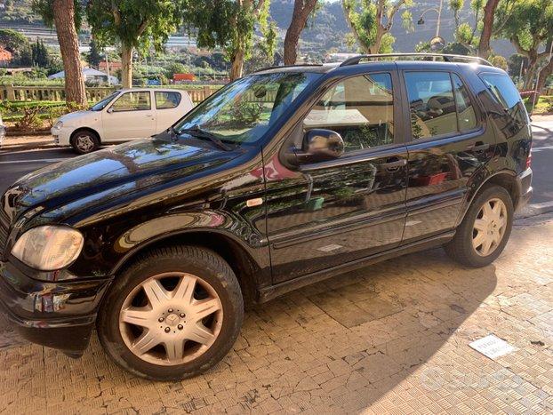 Mercedes ml tdi 270anche motore