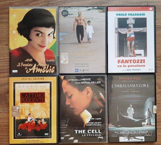 DVD originali (Commedie, Animazione, Cofanetti.)