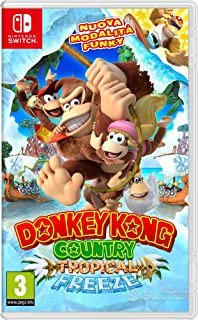 [Switch] Donkey Kong Country: Tropical Freeze