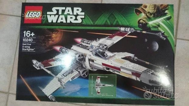 Lego 10240 Red Five X-wing Starfighter ucs