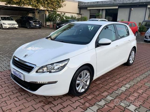 PEUGEOT 308 Blue HDi 100cv S.&S. ACTIVE 5 PO