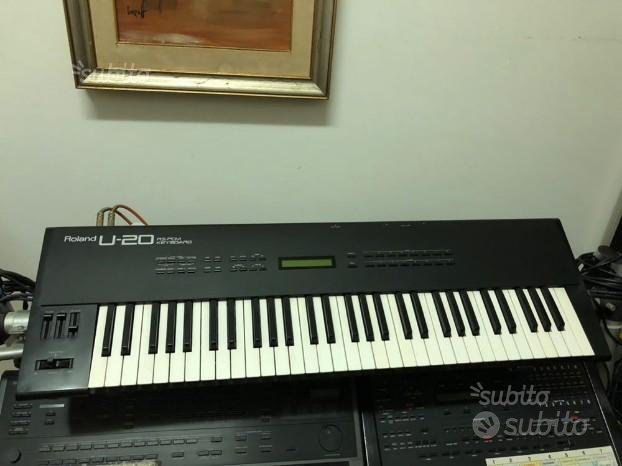 Tastiera Roland U20
