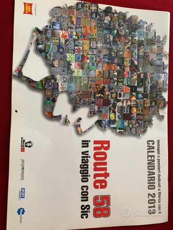 Calendario Simoncelli Route58