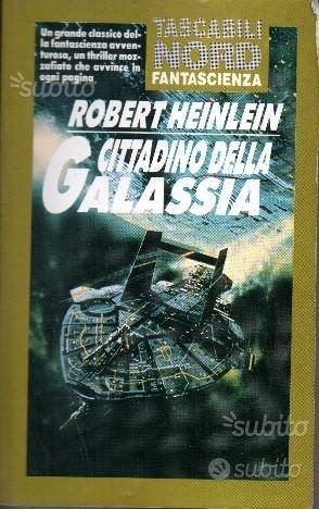 Libri di fantascienza