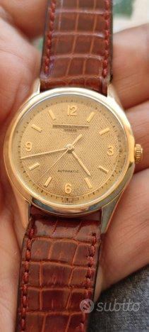Orologio automatico Vacheron Constantin in oro