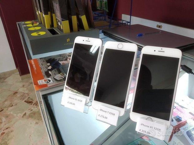 IPhone 6S 16GB Ricondizionato - 1 anno di garanzia
