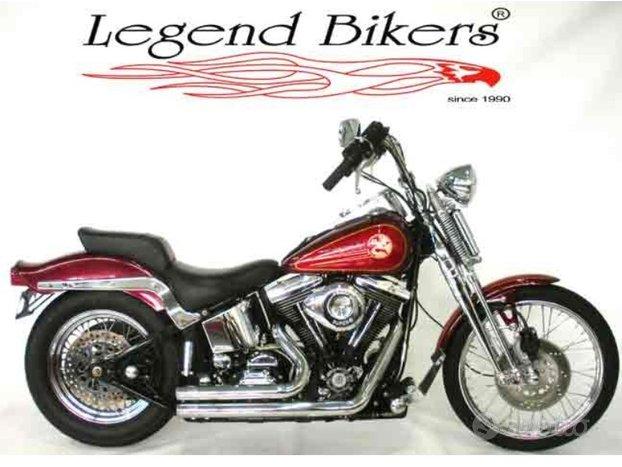 Harley-Davidson Softail Springer - 1994 FXSTS